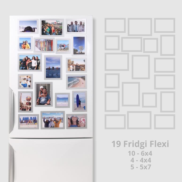 Magnetic Frames Fridgi Australia Magnetic Photo Frames