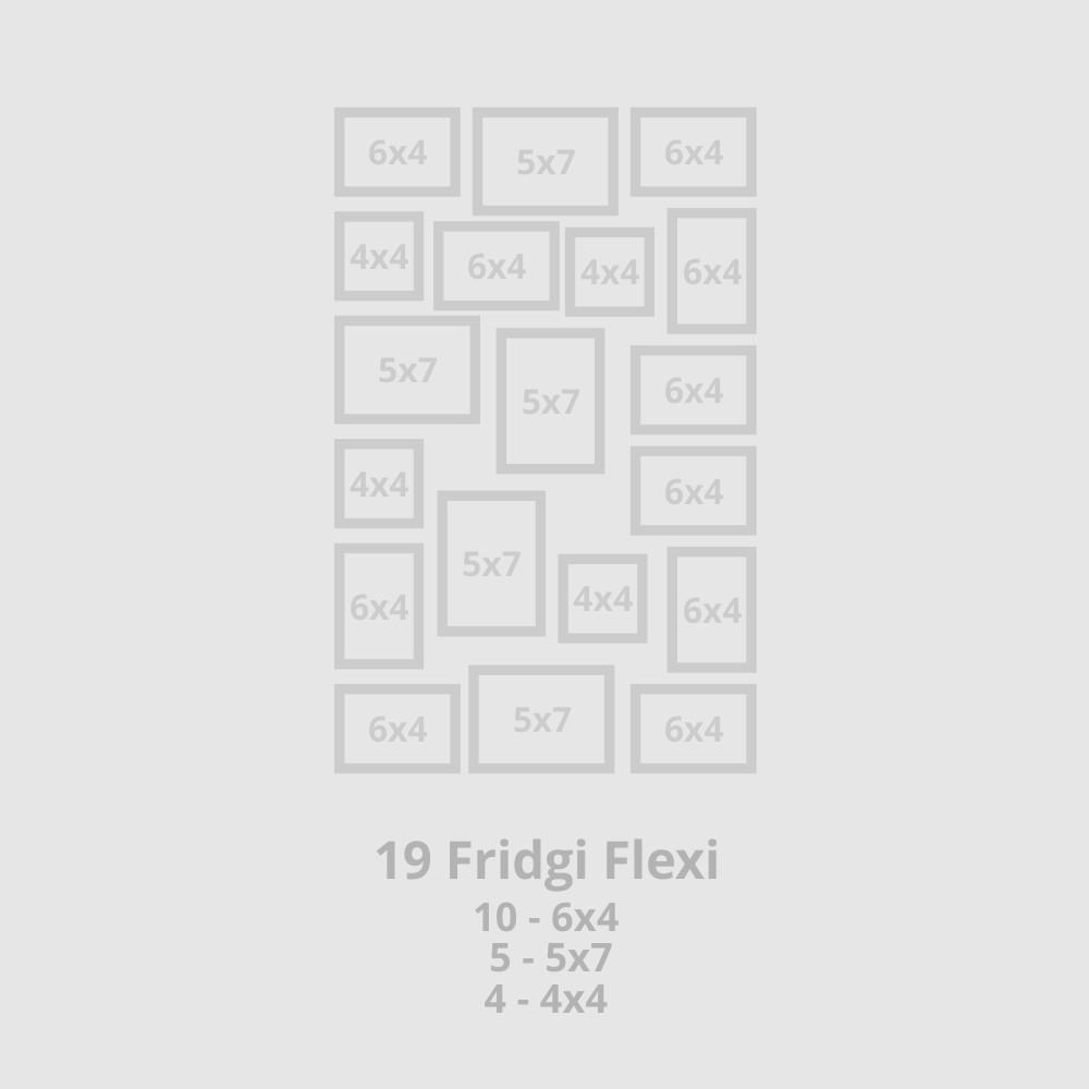 Flexi Fridge Set 19 (10-5-4)
